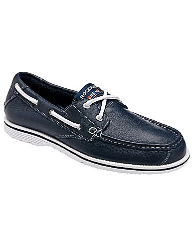 rockport mens seacoast drive 2eye boat shoes dillards s