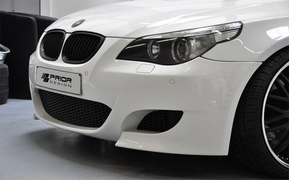 PRIOR-DESIGN PDM5 Aerodynamic-Kit for BMW 5-Series [E60] - PRIOR-DESIGN Exclusive Tuning