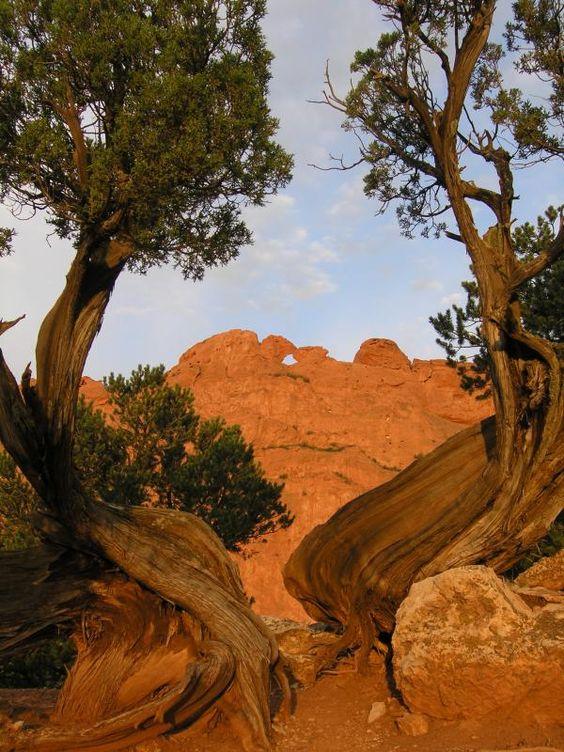 Kissing Camels Garden Of The Gods Colorado Makingcolorado Makingcolorado Pinterest