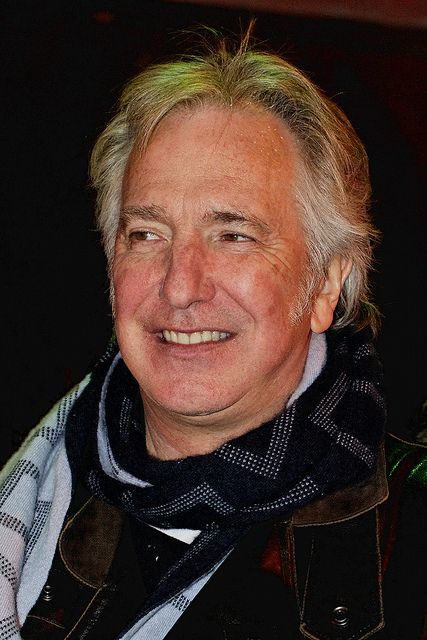Alan Rickman at BAM 16 | Flickr - Photo Sharing!  Alan Rickman posing for pictures. Stage door session after the evening representation of Ibsen's John Gabriel Borkman at the John Gabriel Borkman, January 15th 2011.: