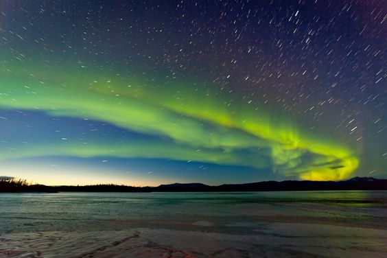 Le Yukon, au Canada