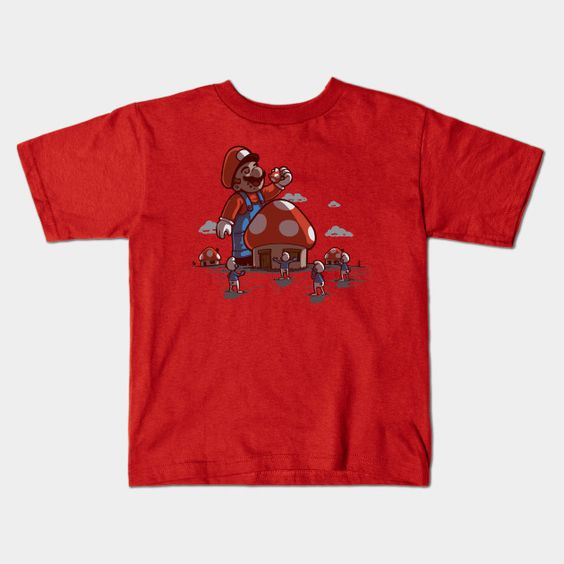 Mushroom Eater Young T-Shirt