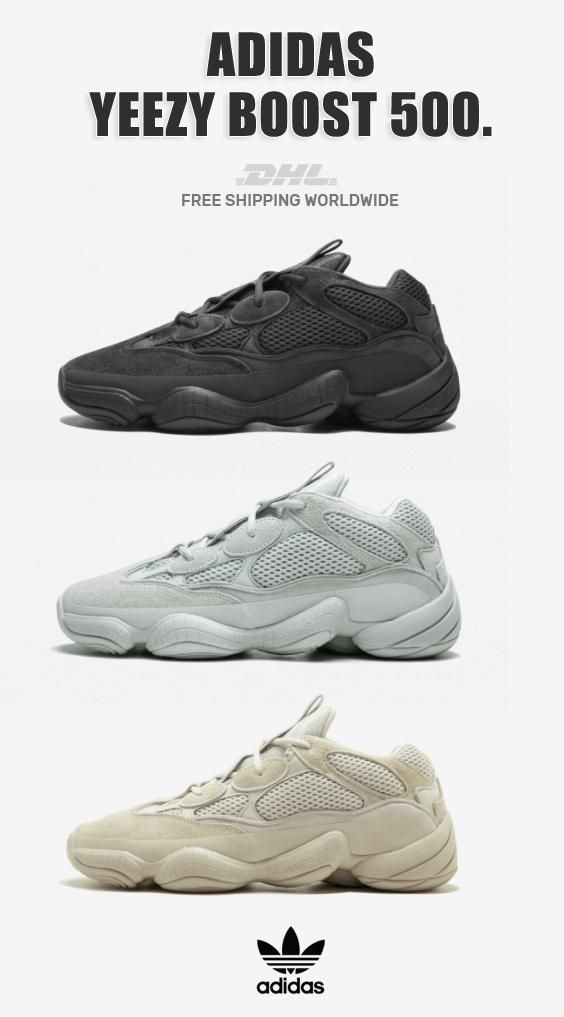 Cheap by outlet Adidas Yeezy Boost 500