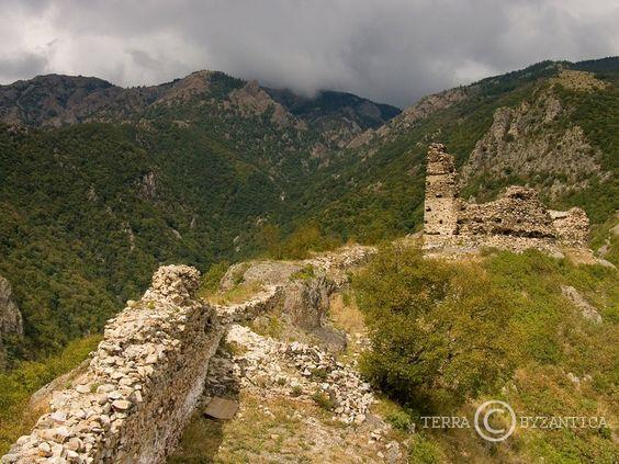 Anevo fortress Bulgaria