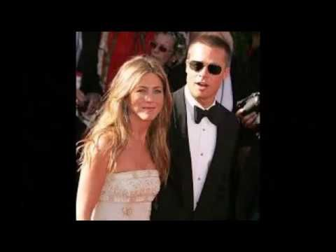 Brad Pitt  tracked down  Aniston's cell phone number
