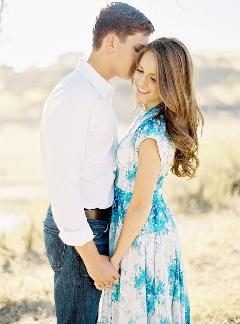 <3 What to wear :D Gal Meets Glam: T II #Engagement photography