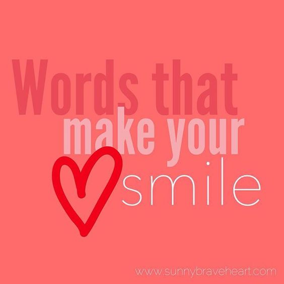 Today's prompt! #day4  What words make /your/ heart *smile*??? Join in on this #januaryphotochallenge as often or as little as you like and remember the #GoodYearGoodYou hashtag :) ❤️❣