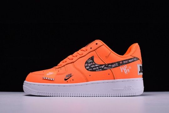 Nike Air Force 1 Low Just Do It Ar7719 800 Nike Shoes Air