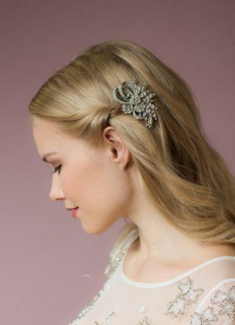 Anusha.co.uk Gloria Wedding hair comb