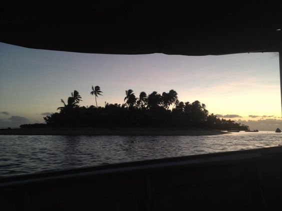 Got a great story about your stay with us? Read up on Gotta Globe..Mike and Amy's Travel Affair: Robinson Crusoe Island, Fiji -