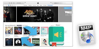 iTunes M4P und Hörbücher konvertieren