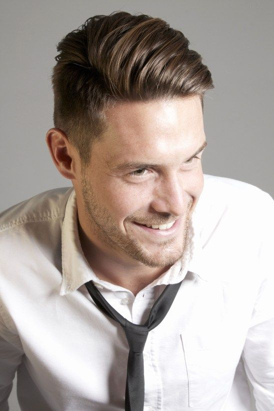 Awesome 32 Neat Haircut For Men Over 40 Thin Hair Men Mens Haircuts Short Natural Hairstyles Runnerswayorg