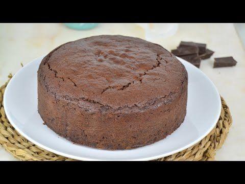 Bizcocho De Chocolate Y Yogur Facil Sin Pesar Ingredientes En 2020 Receta Bizcocho Chocolate Bizcocho De Chocolate Torta De Chocolate Casera