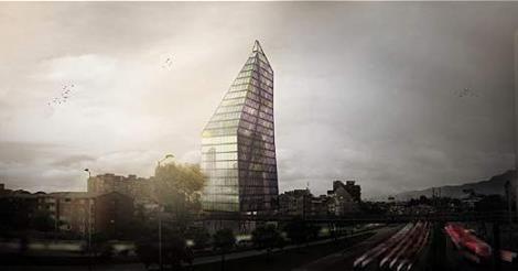 osCurve   Contactos : Bogotá entrará a la era de los rascacielos -