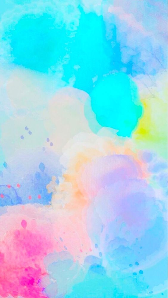 105 Wallpapers For Phone Colorful Wallpaper Watercolor