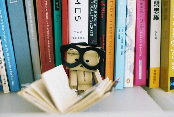 danbo loves to read