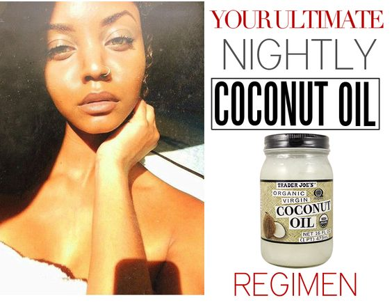 Relaxed Hair Health: Your Ultimate Nightly Coconut Oil Regimen has arrived.