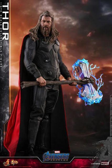 Thor (Endgame) Minecraft Skin