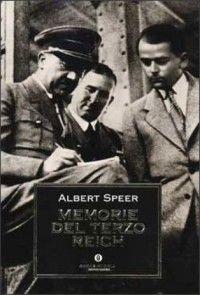 Albert Speer, per costruire l'Atlantikwall, l'opera che si estende dalla Norvegia fino alle coste della Spagna, che per esser costruita ci son voluti 13 milioni di metri cubi di cemento e 1,2 milioni di tonnellate di acciaio, non ha esitato a deportare profughi da mezza Europa, studiando piani di lavoro che sono sembrati disumani perfino a un tale, un certo Hitler, che obiettivamente non spiccava per umanità. | Albert Speer - Memorie del Terzo Reich - Mondadori