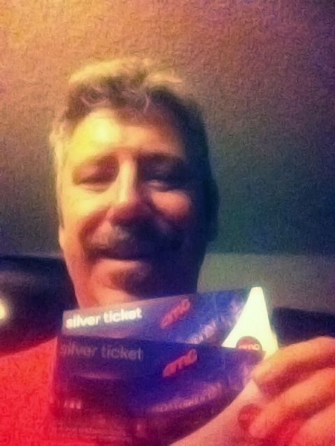 Thank you so much for the movie tickets. I can't wait to use them. —Charles Z., Coos Bay, OR