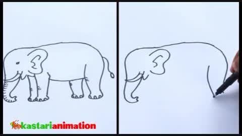 Cara Menggambar Hewan Gajah Metube Id Cara Menggambar Gajah Diagram3phasemotorstarterwiringdiagram3phaseelectricmotor Nis Gambar Hewan Cara Menggambar Gambar