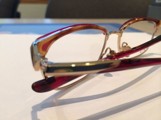 Gold accents are making a big comeback for fashion accessories, including eyewear. www.statestreeteye.com