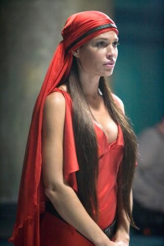Nicci, The sister of the Dark - The Legend of the Seeker