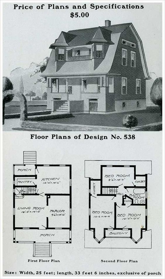 Dutch colonial home and vintage on pinterest for Dutch colonial floor plans