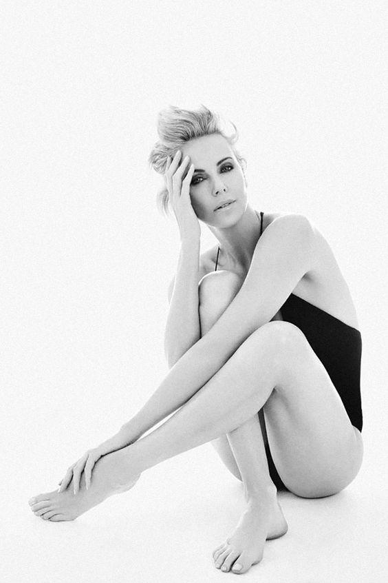 Charlize Theron (GQ magazine 2016)