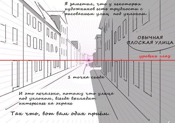 Томас Ромейн - Рисование фонов. Часть 2 — Компьютерная графика и анимация — Render.ru