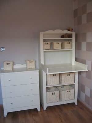 Commode ikea hensvik google zoeken babykamer pinterest baskets nurse - Ikea commode chambre ...
