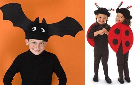 Hacer disfraces para niños