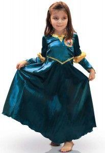 Costume Merida principessa Ribelle Disney    http://www.regaliperbambini.org/abbigliamento/costumi-carnevale/costume-merida-principessa-ribelle-disney