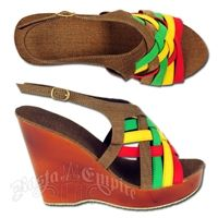 Fresh Jamaica Shoes
