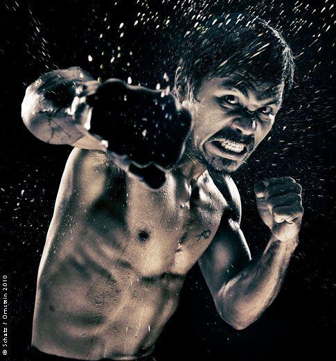 Manny Pacquiao - Howard Schatz - Portfolio