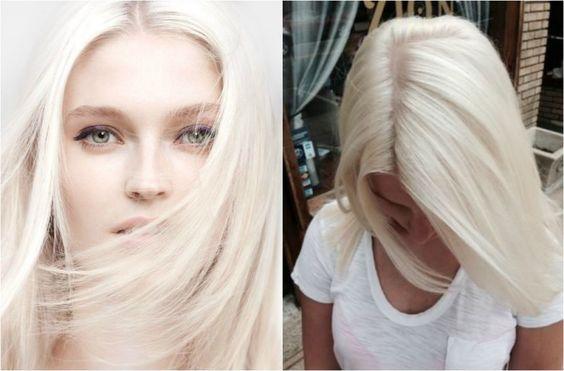 Cabelo Ice Blond 3