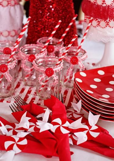 Hostess with the Mostess® - Candy Christmas & Hot Cocoa Bar