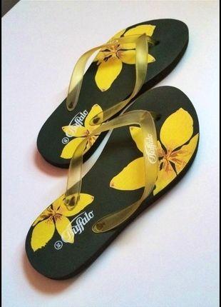 Kaufe meinen Artikel bei #Kleiderkreisel http://www.kleiderkreisel.de/damenschuhe/flip-flops/111097270-flip-flops-von-buffalo-flip-flops-von-buffalo