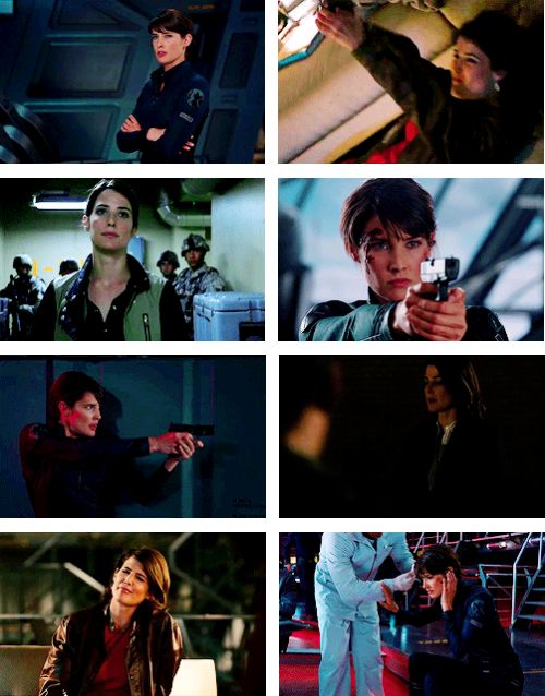 Maria Hill is far too underrated in the MCU and that needs to stop right now!