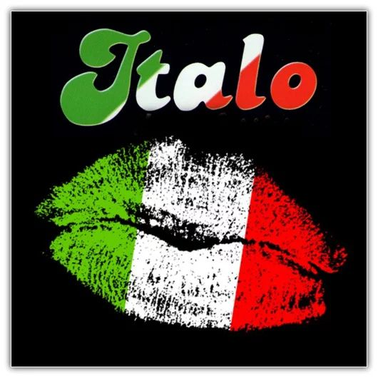 We Love Italo Disco (2016)
