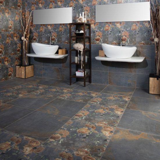 Bathroom مجموعة سيراميكا كليوباترا In 2020 Ceramic Tiles Bathroom Color Floor Decor