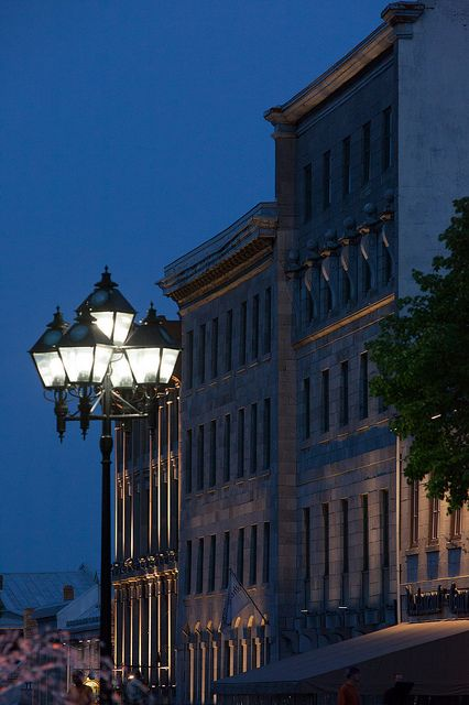 Place Jacques-Cartier, Montreal, Canada