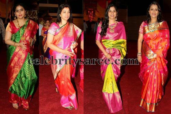 Bridal Saree Blouses