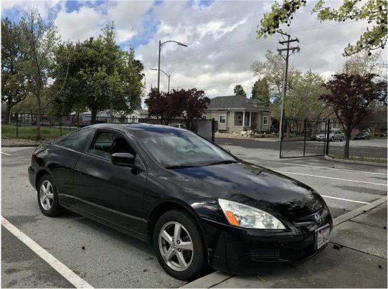 Coupe 2005 Honda Accord Ex L Coupe With 2 Door In San Jose Ca 95112 Honda Accord Ex Honda Accord Honda