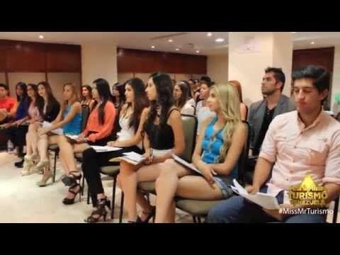 PRIMER ENSAYO MISS MR TURISMO VENEZUELA 2015 - YouTube