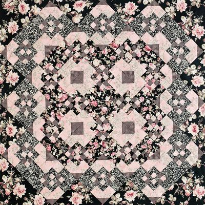 Editor-in-Chief June Dudley made the version above. Fabric: St. Remy de Provence by Robyn Pandolph for RJR Fabrics; rjrfabrics.com.