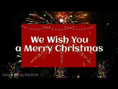 Merry Christmas Wishes Greetings Video With We Wish You A Merry Christmas And H Merry Christmas Wishes Images Christmas Wishes Greetings Merry Christmas Wishes