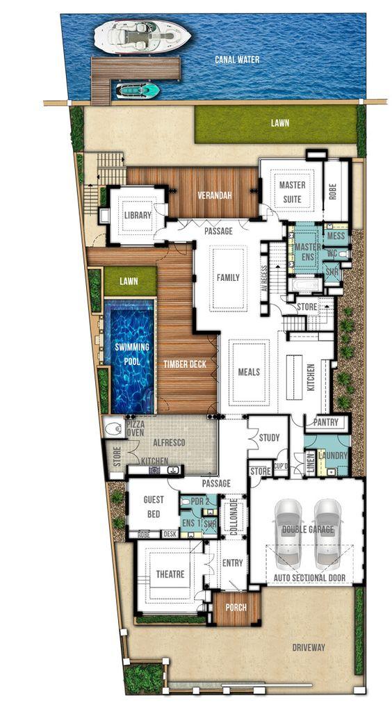 undercroft house plans ground floor plan   Floorplans   Pinterest    undercroft house plans ground floor plan