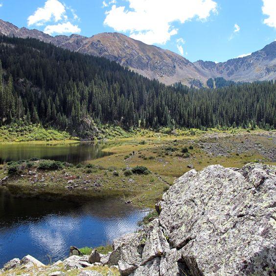 Wheeler Lake, Taos, NM