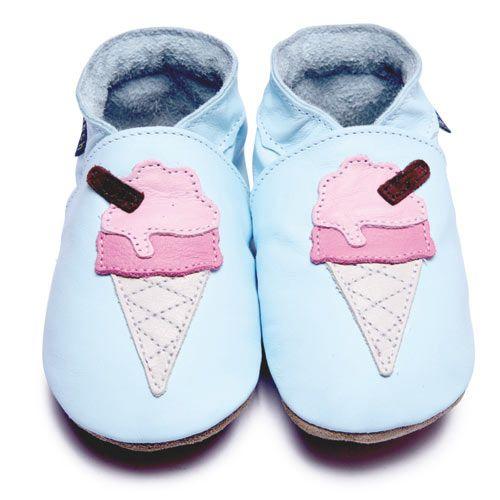 Ice cream baby blue